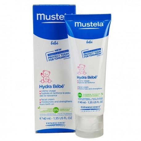 MUSTELA Hydra Bébé Crème visage