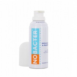 NOBACTER Mousse a raser 150ml