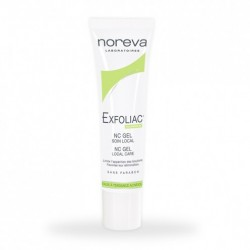 NOREVA EXFOLIAC NC Gel soin local