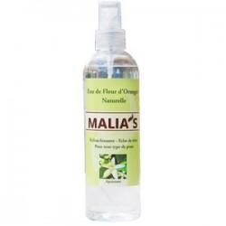 MALIA'S Eau De Fleur D'oranger Naturelle 250ml
