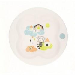 BEBE CONFORT assiette d'apprentissage (+12 mois) -Under the rainbow