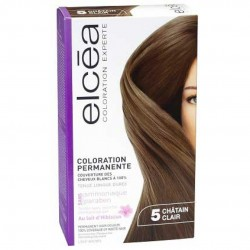 ELCEA COLORATION EXPERTE Chatain clair n 5