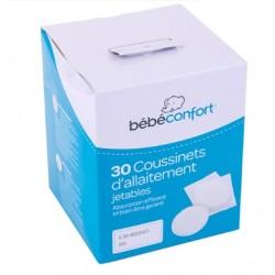 BEBE CONFORT Coussinet d'allaitement jetables ultre-absorbants x30