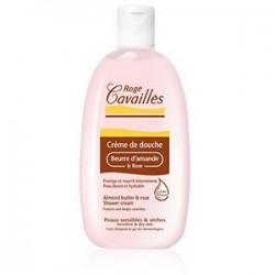 ROGE CAVAILLES Crème de douche beurre d'amande et rose 250ml