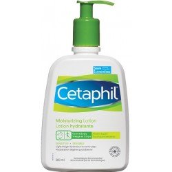 CETAPHIL LOTION HYDRATANTE 500ML POMPE
