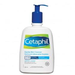 CETAPHIL LOTION NETTOYANTE 500ML Pompe