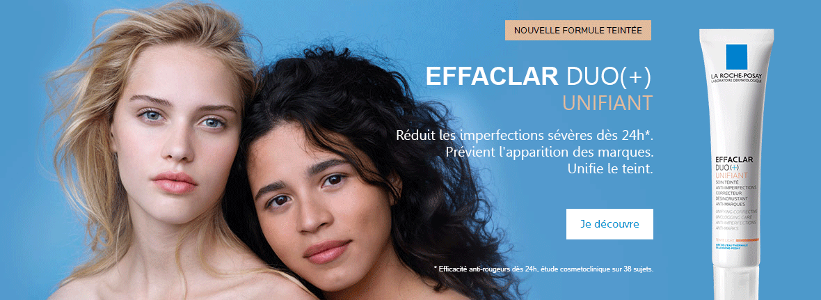 EFFACLAR DUO UNIFIANT