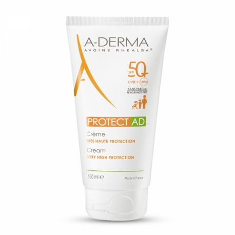 PROTECT AD CREME TRES HAUTE PROTECTION SPF50+ SOLAIRE 150ML