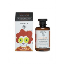 Apivita Kids shampooing gel avec mandarine et miel 250ml