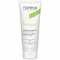 EXFOLIAC GOMMAGE PURIFIANT PEAUX A IMPERFECTIONS 50ML