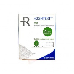 Bionime Wiz Rightest Bandelettes 25