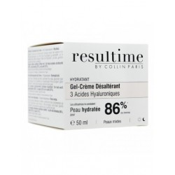 RESULTIME GEL CREME DESALTERANTE 50ML