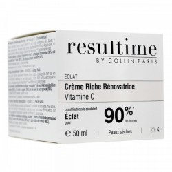 RESULTIME CREME RICHE RENOVATRICE VITAMINE C 50ML