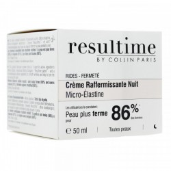 RESULTIME CREME RAFFERMISSANTE NUIT 50ML