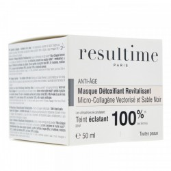 RESULTIME MASQUE MASQUE DETOXIFIANT REVITALISANT 50ML