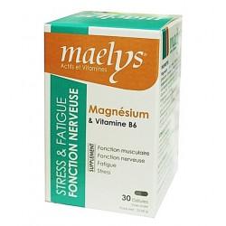 MAELYS MAGNESIUM 30 GELULES