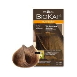 Biokap Nutricolor 7.0 Blond Moyen, 140 ml