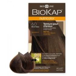 Biokap Nutricolor 6.0 Blond Tabac, 140 ml