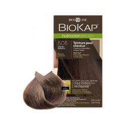 Biokap Nutricolor Delicato 5.05 Châtain Noisette 140 ml