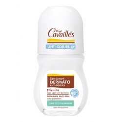 ROGE CAVAILLES Déodorant Dermato Anti-odeurs roll on  50ml