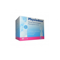 Gilbert Physiodose 40 unidoses de 5 ml