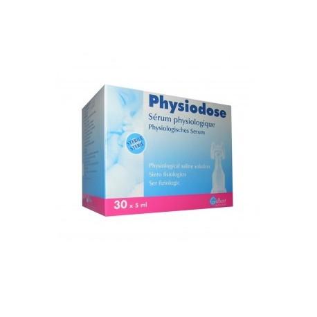Gilbert Physiodose 40 unidoses de 5 ml