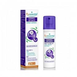 Puressentiel Spray aérien sommeil détente 12 HE - 200 ml