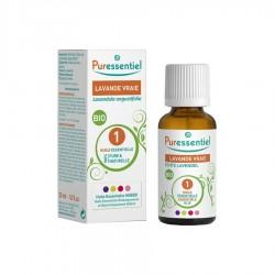 Puressentiel huile essentielle lavande aspic bio 10ml
