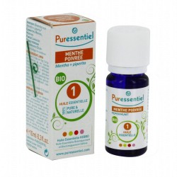 Puressentiel huile essentielle menthe poivree 10ml
