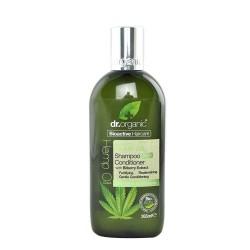Dr Organic Hemp Oil 2 en 1 Shampooing & Conditioner 265ML