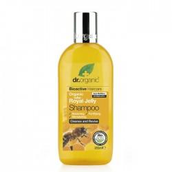 Dr Organic Shampooing Gelée Royale 265ML