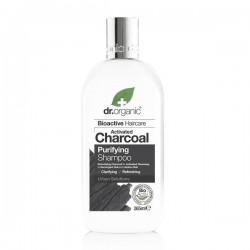 Dr Organic Shampooing Charbon 265ML