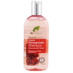 Dr Organic Pomegranate Shampoo 265L