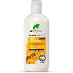 Dr Organic Après-Shampoing à la Gelée Royale Bio 265 ml