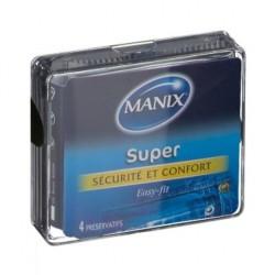 MANIX SUPER Sécurité Et Confort