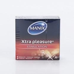 MANIX XTRA PLEASURE Intense