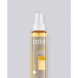 SOSKIN Huile Solaire Haute Protection SPF30