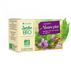 Jardin Bio Infusion Ventre Plat 30g