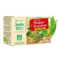 Jardin Bio Infusion Brûleur de Graisses 30g