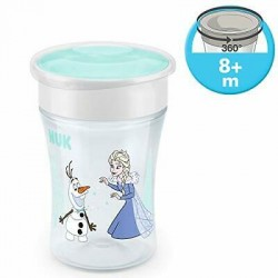 NUK Disney Frozen Magic Cup Sippy Cup 360 °
