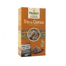 PRIMÉAL TRIO DE QUINOA 500 G (BLANC, ROUGE ET NOIR)