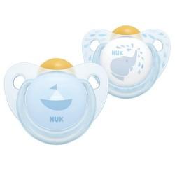 NUK Baby  Bleu 0-6m