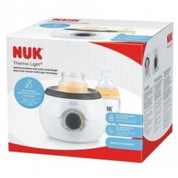 NUK Chauffe-biberon bébé Thermo Light