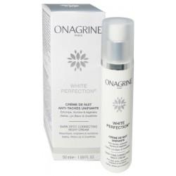 ONAGRINE WHITE PERFECTION CREME DE NUIT 50ML
