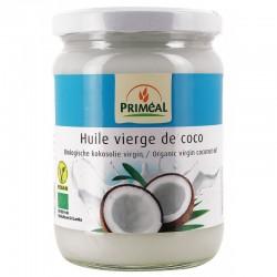 PRIMEAL Huile vierge de coco 200 g