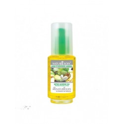 NATURESOIN HUILE D'AMANDES VIERGES 1ERE PRESSION A FROID 50ML