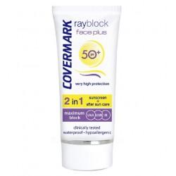 Covermark – Rayblock Face Plus SPF50+ – 50 ml