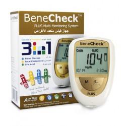 Benecheck – Appareil Benecheck Plus 3 en 1