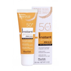 PHASILAB INSTANT PROTECT PM 2,5 SPF 50+ TEINTÉ