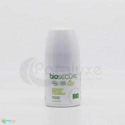 BIO SECURE Déodorant Sans Sels d'Aluminium Roll-on 50ml